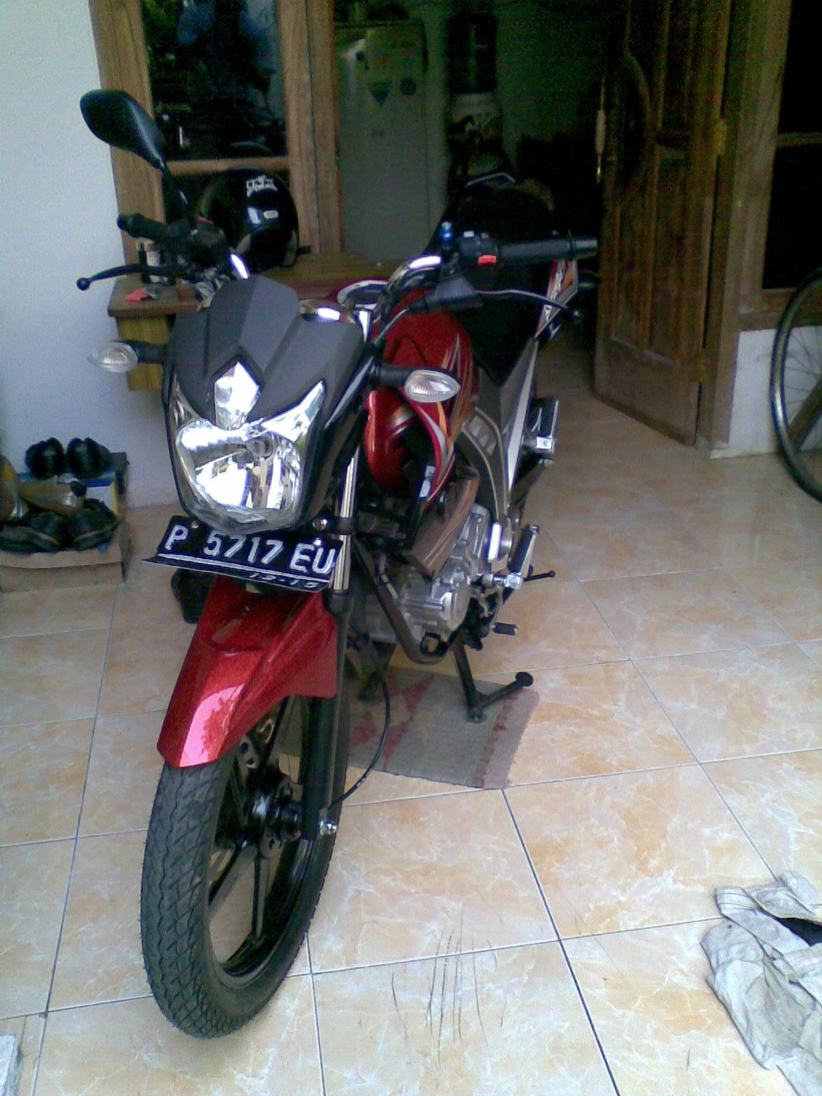Flashback Desember 2010: New Scorpio Z 225 | RiderAlam - blog e Karis