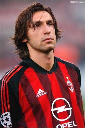 "Andrea Pirlo, deep playmaker ""ciptaan"" Ancelotti"
