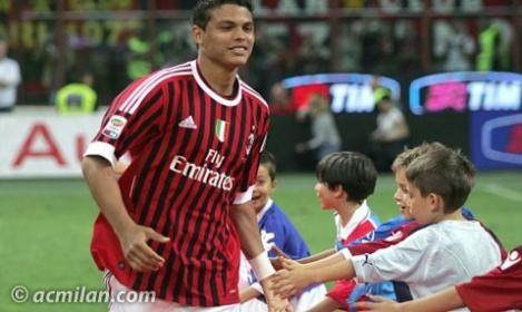 Thiago Silva. The New Idol In San Siro