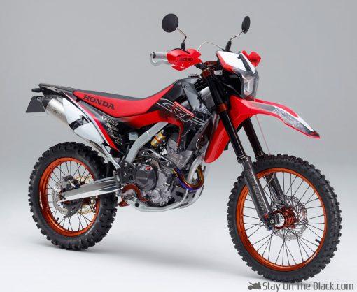Honda CRF250L, Motor Trail Lawan Sepadan Kawasaki KLX250