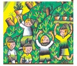 Kelestarian lingkungan adalah prioritas semua orang