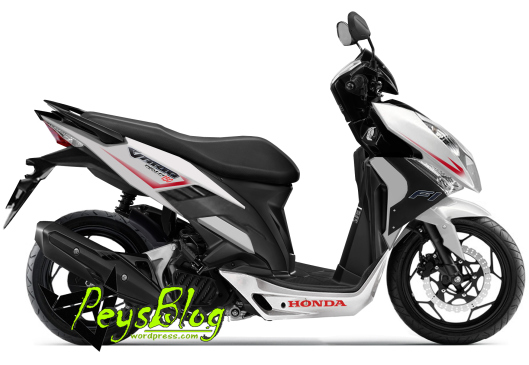 Modifikasi Honda Vario New Techno 2014 | Car Interior Design