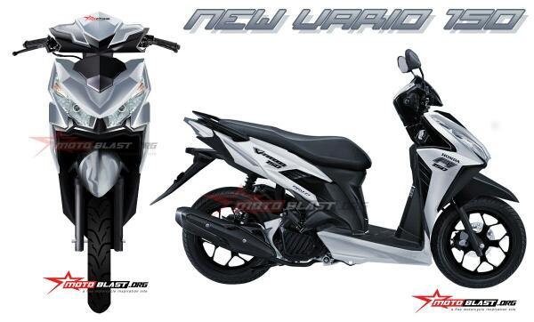 Honda Vario 150 2015 | newhairstylesformen2014.com